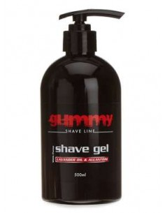 GEL AFEITADO SHAVE gummy 500ml