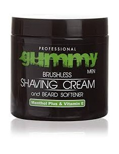SHAVING CREAM MENTOL gummy...