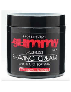 SHAVING CREAM gummy 500ml